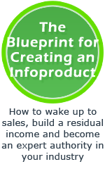 Blueprint for creating an infoproduct